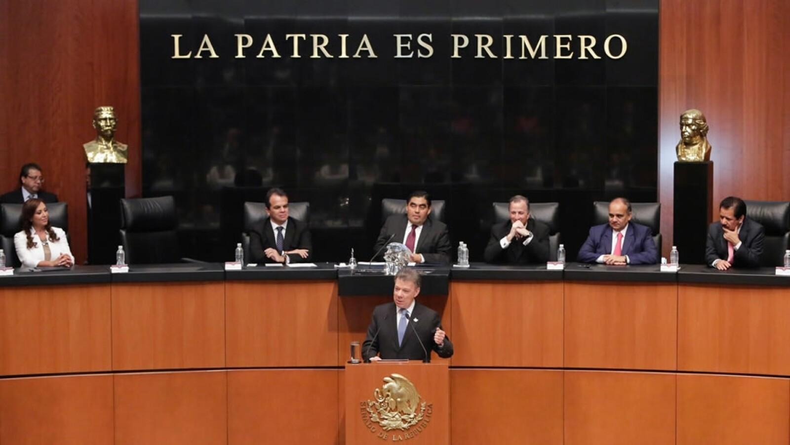 Santos en México