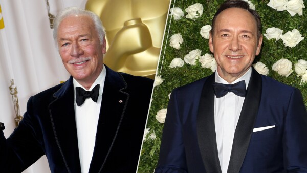 Christopher Plummer y Kevin Spacey.