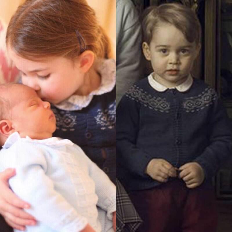 Detalle en look del bebé Kate Middleton revela que es como cualquier ...