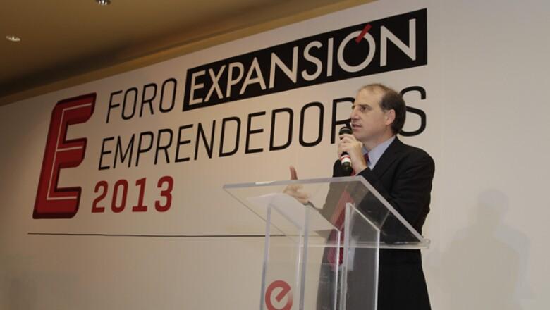 El director editorial de negocios de Grupo Expansión se mostró optimista sobre el desarrollo del emprendedurismo en México.