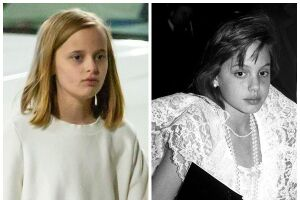 Vivienne y Angelina Jolie