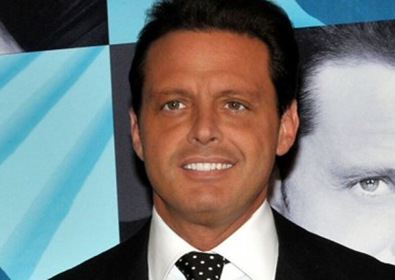 Luis Miguel ingresó al hospital en abril.