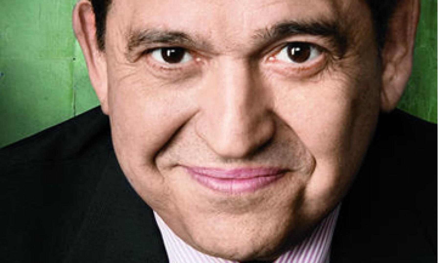 El presidente de Grupo Acerero del Norte ocupa el lugar 39 del ranking 2011 de Los 100 Empresarios más Importantes de México. (Foto: Selma Fernández)