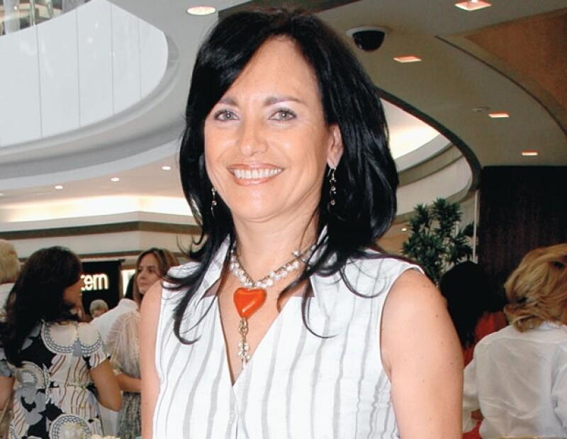 Josefina Barragán.