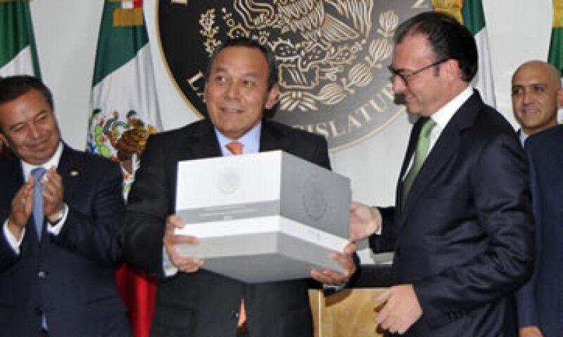 Pemex tendrá un ajuste de 79,000 millones de pesos.(Foto: Cuartoscuro)