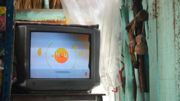 El Gobierno se comprometió a entregar 9.7 millones de televisiones digitales. (Foto: Cuartoscuro)
