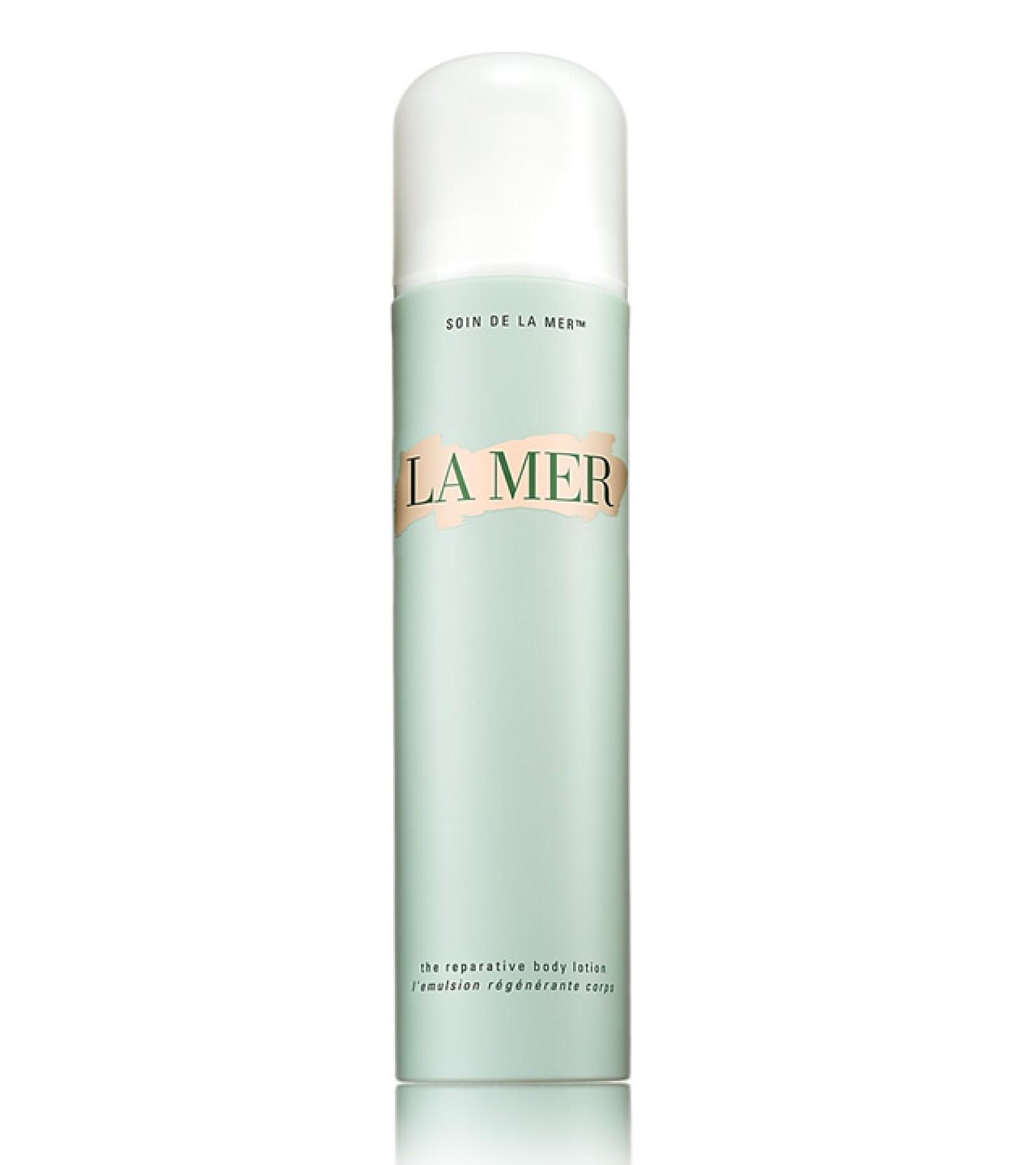 La Mer: The Reparative Body Lotion. 2,900 pesos. El Palacio de Hierro Santa Fe.