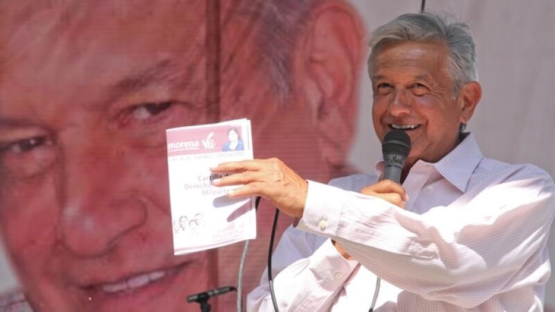 López Obrador archivo
