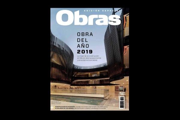 portada obra del año 2019
