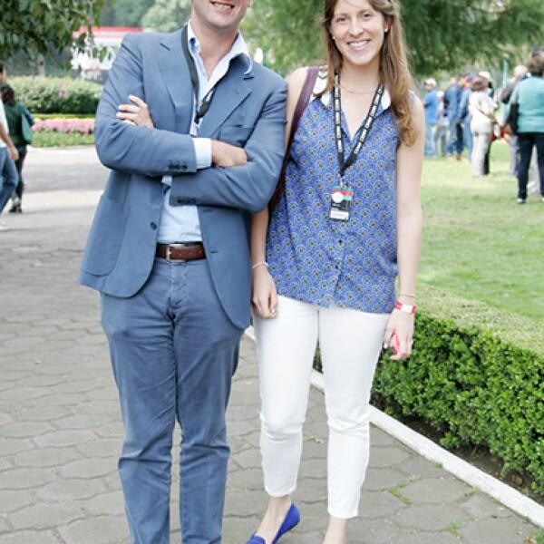 Enrique y Mercedes Rodríguez