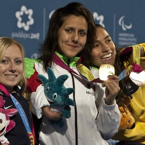 Vianney Trejo de Mexico medalla de plata
