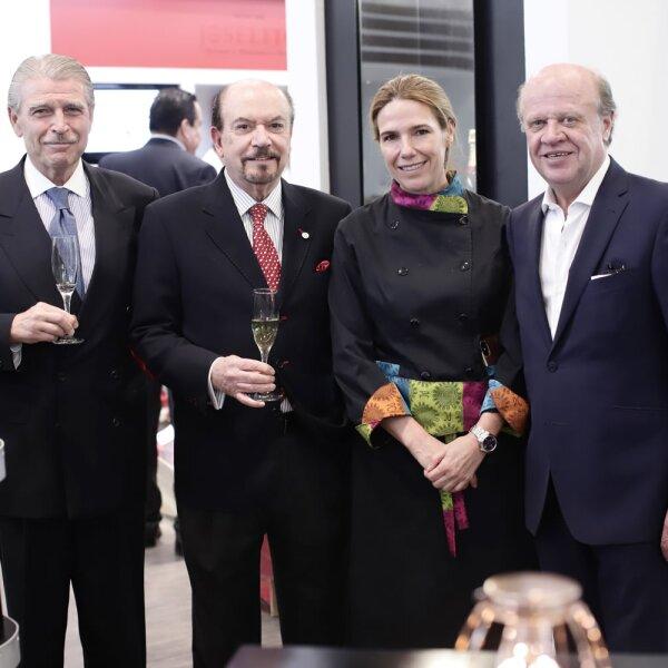 Inauguración La Europea Prado Norte