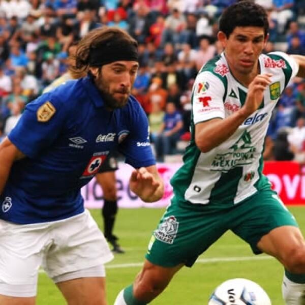 Cruz Azul vs León2