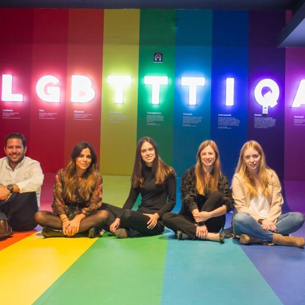 Evento Uber y LGBT
