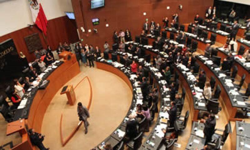 El dictamen aprobado regresará a la Cámara de Diputados, luego de que se le realizarán cambios. (Foto: Foto: Notimex)