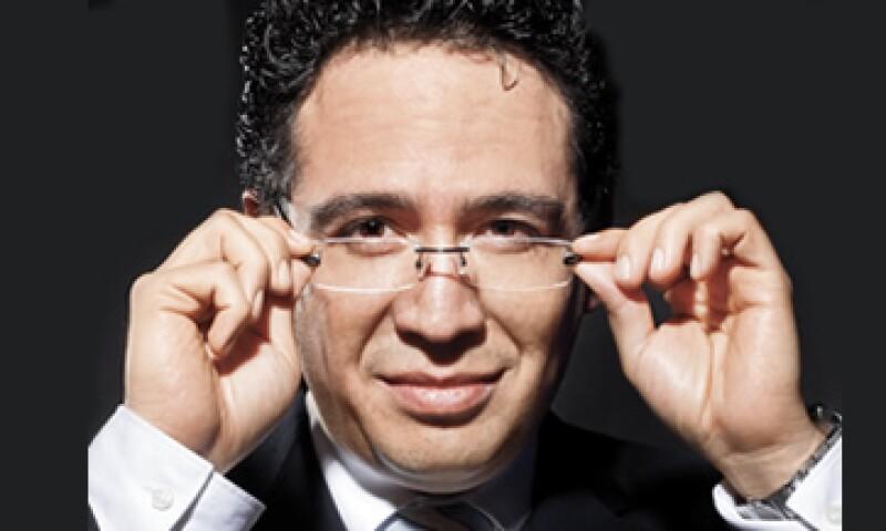 Jesús Balseca, director general de mercadotecnia de P&G México. (Foto: Carlos Aranda / Mondaphoto)