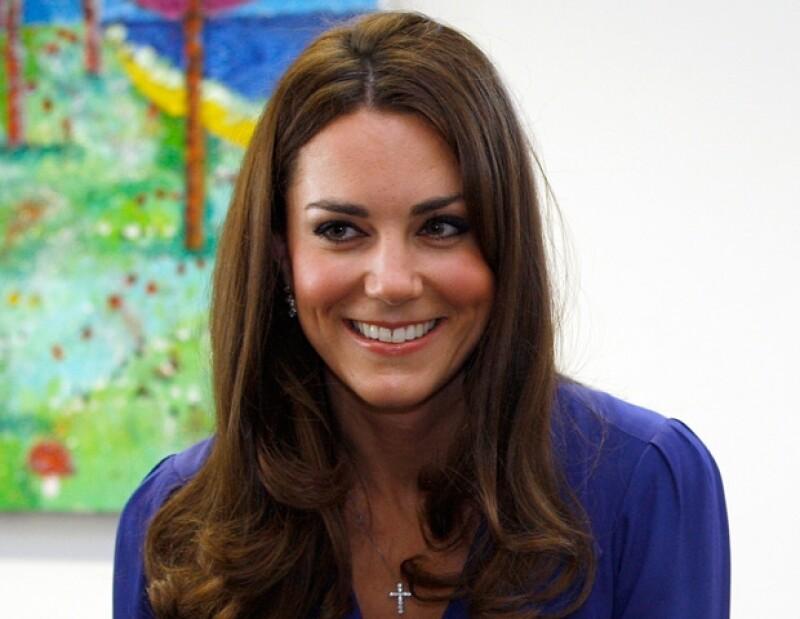 En Inglaterra hay fuertes rumores de que Kate Middleton podría estar embarazada. (Foto: AP