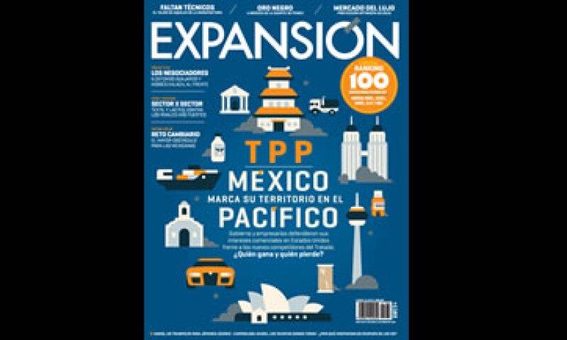 Dólar y economía retan a las 100 Mexicanas más Globales, según la revista Expansión. (Foto: Marco Goran)