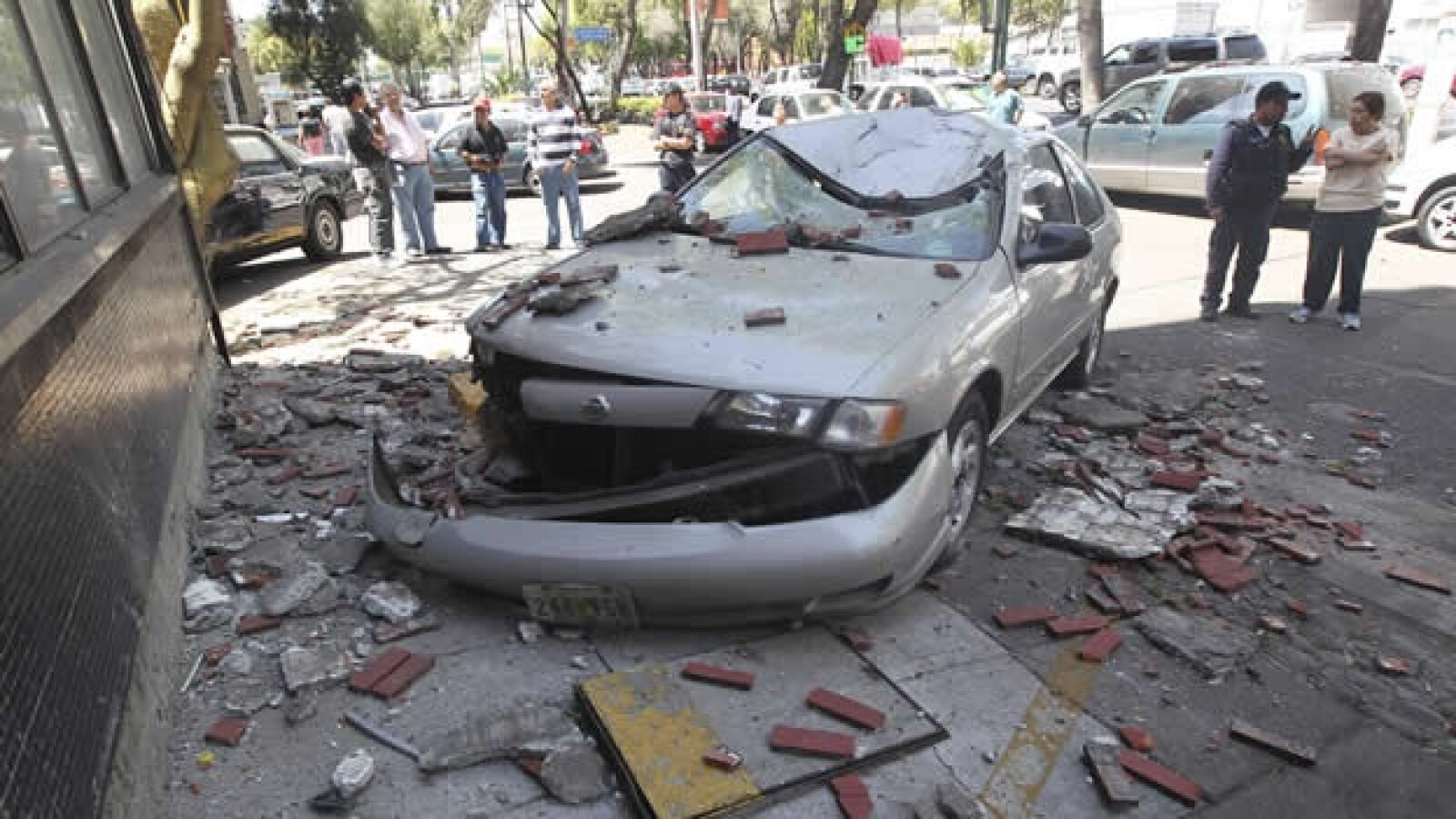 sismo terremoto df