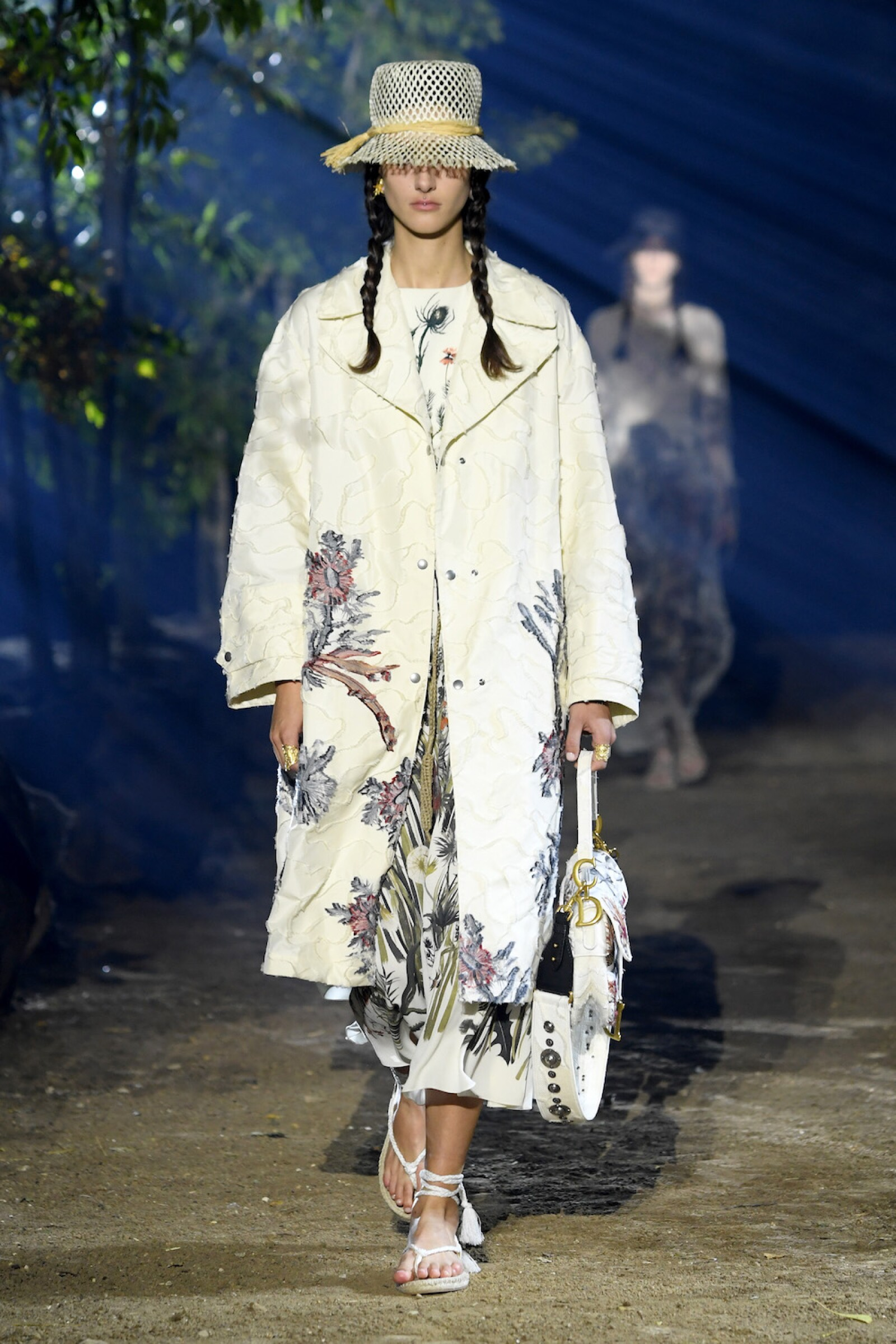 Christian Dior : Runway - Paris Fashion Week - Womenswear Spring Summer 2020