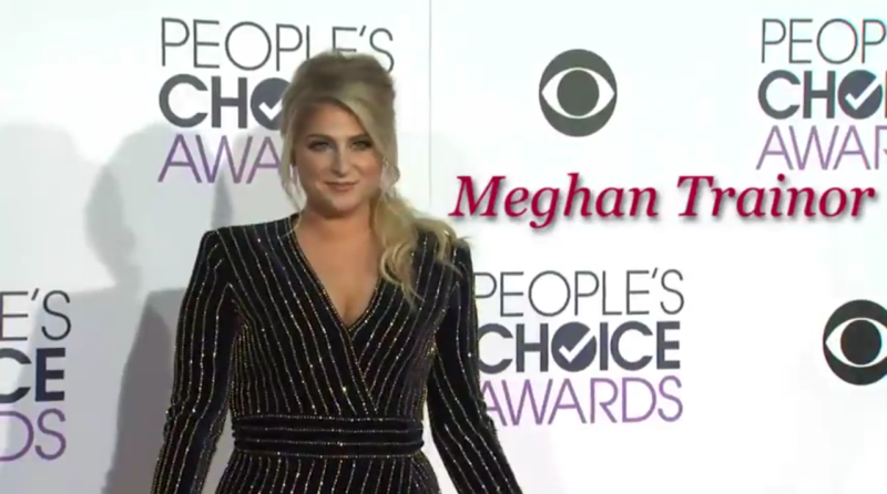 Kate Hudson y Meghan Trainor encabezan nuestro top 5 de las mejores vestidas en la alfombra roja de los People&#39s Choice Awards. Conoce a las demás...