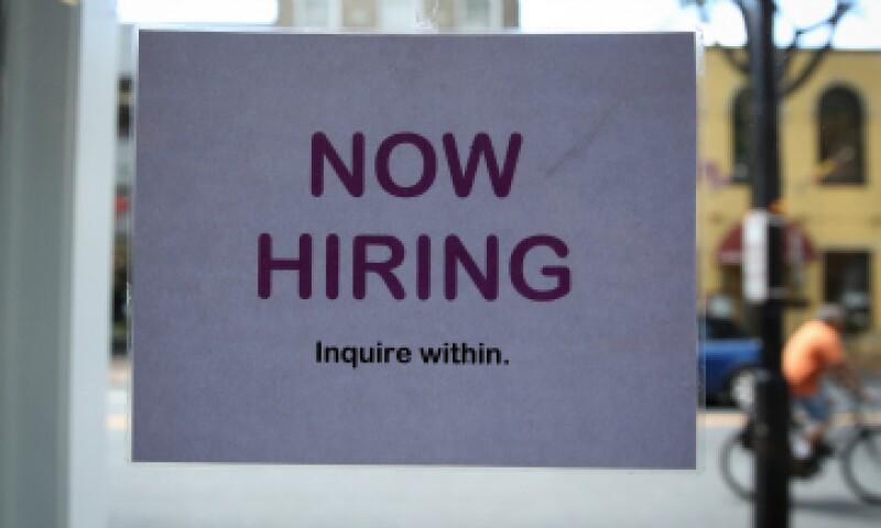 Economistas esperaban 194,000 puestos de trabajo. (Foto: Getty Images/ Archivo)