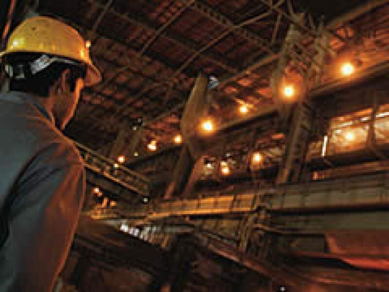 El Congreso de EU exige proteger a los productores de acero. (Foto: Selma Fernández)