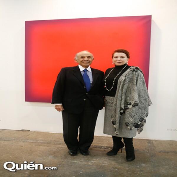 Clemente Serna,María Luisa Serna