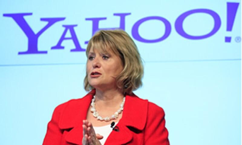 Casi tres años después de que Carol Bartz asumiera el mando, Yahoo enfrenta los mismos problemas. (Foto: AP)