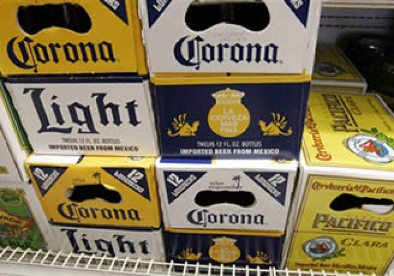 Corona es la cerveza mexicana más reconocida del orbe. (Foto: AP)