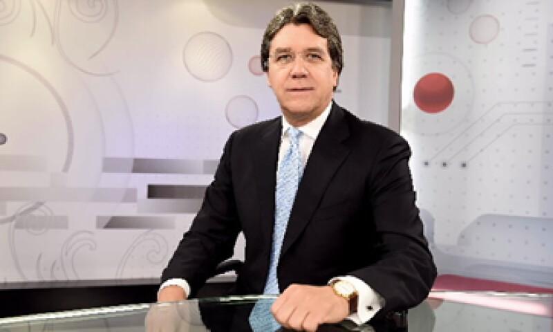 Carlos Jarque trabajó para el grupo de telecomunicaciones América Móvil.  (Foto: tomada de comunicacion-fccco.fcc.es)