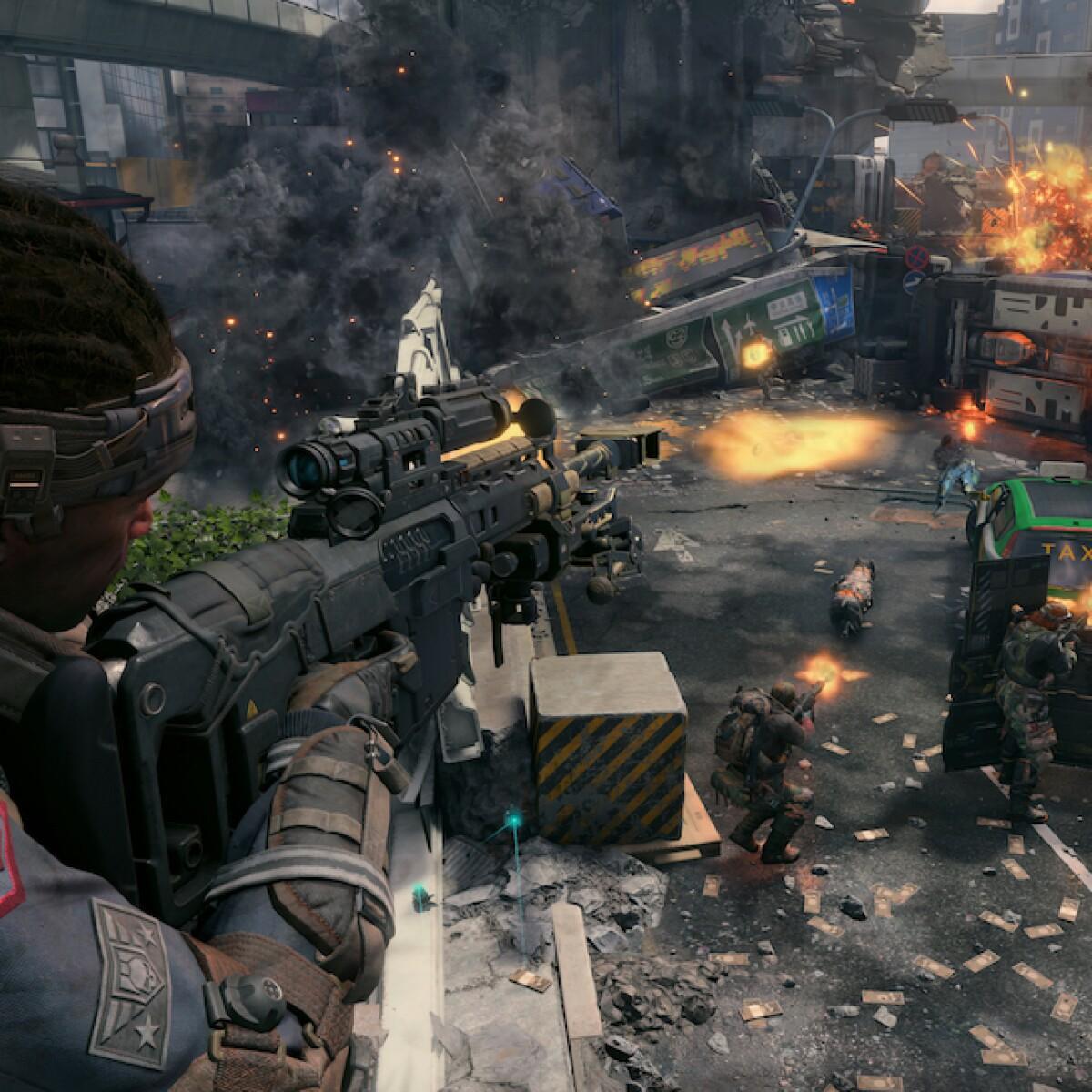 Call of Duty vende 500 mdd en tres días y va por afición de Fortnite