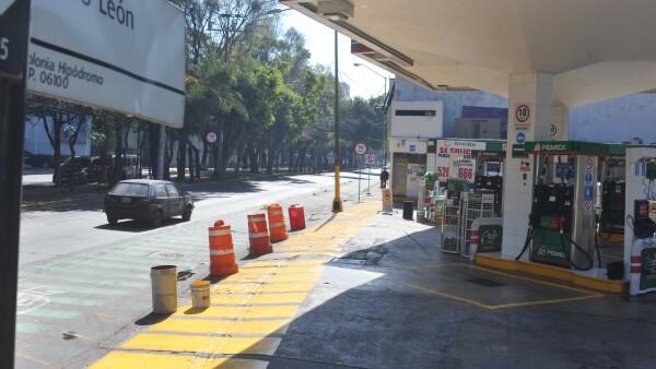 gasolineras CDMX