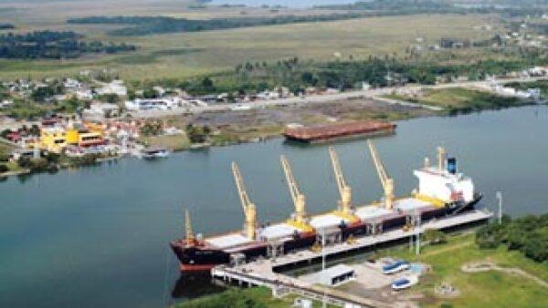 Con la recuperación económica mundial, los puertos de México presentan alentadores signos de fortalecimiento. (Foto: Cortesía API Tuxpan)