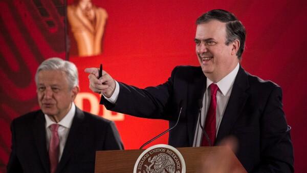 Marcelo Ebrard encuesta