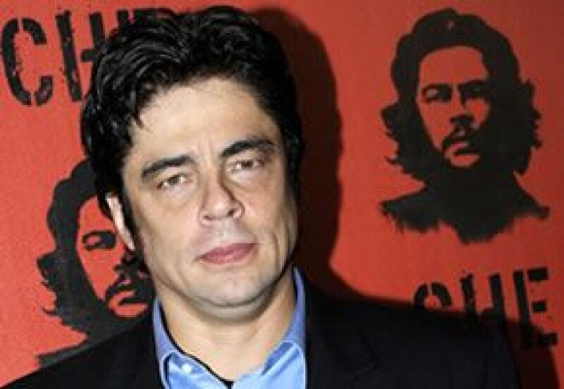 """El actor dice que """"Che"""" es una de las mejores del año, aunque la crítica no la tome en cuenta."""