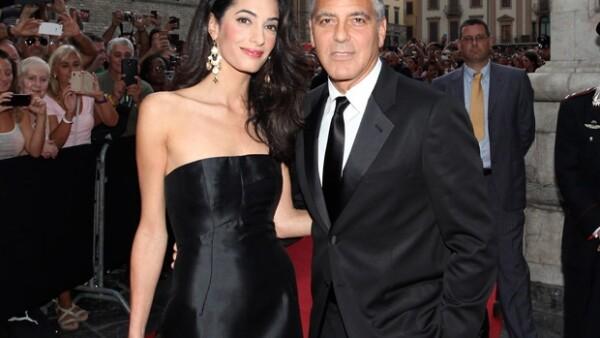 Amal Alamuddin y George Clooney celebrarán su boda en una lujosa locación en Venecia.