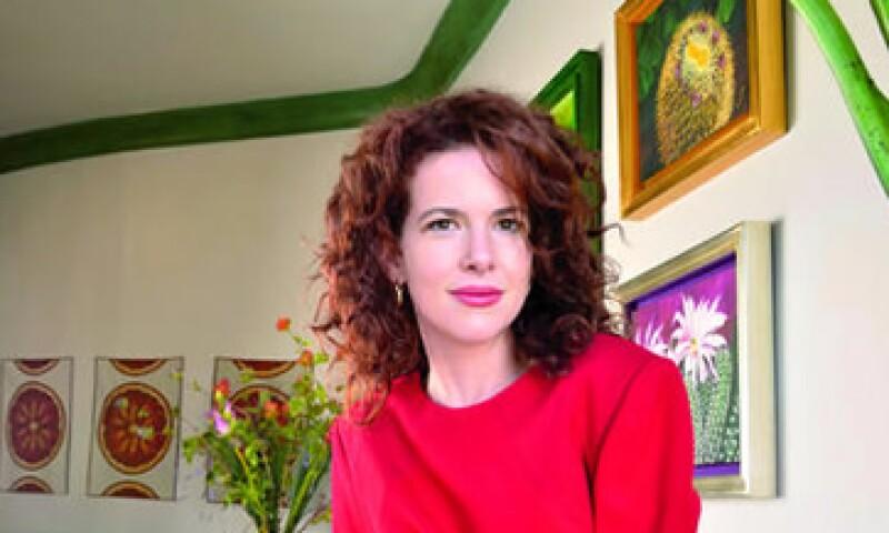 Robyn Lamont (Foto: Ramón Sánchez Belmont)