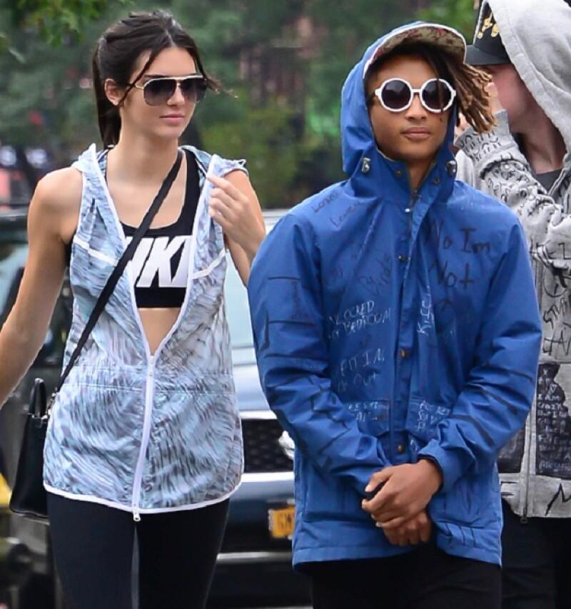 Recientemente Jaden, Kendall y Kylie fueron catalogados como los adolescentes más influyentes.