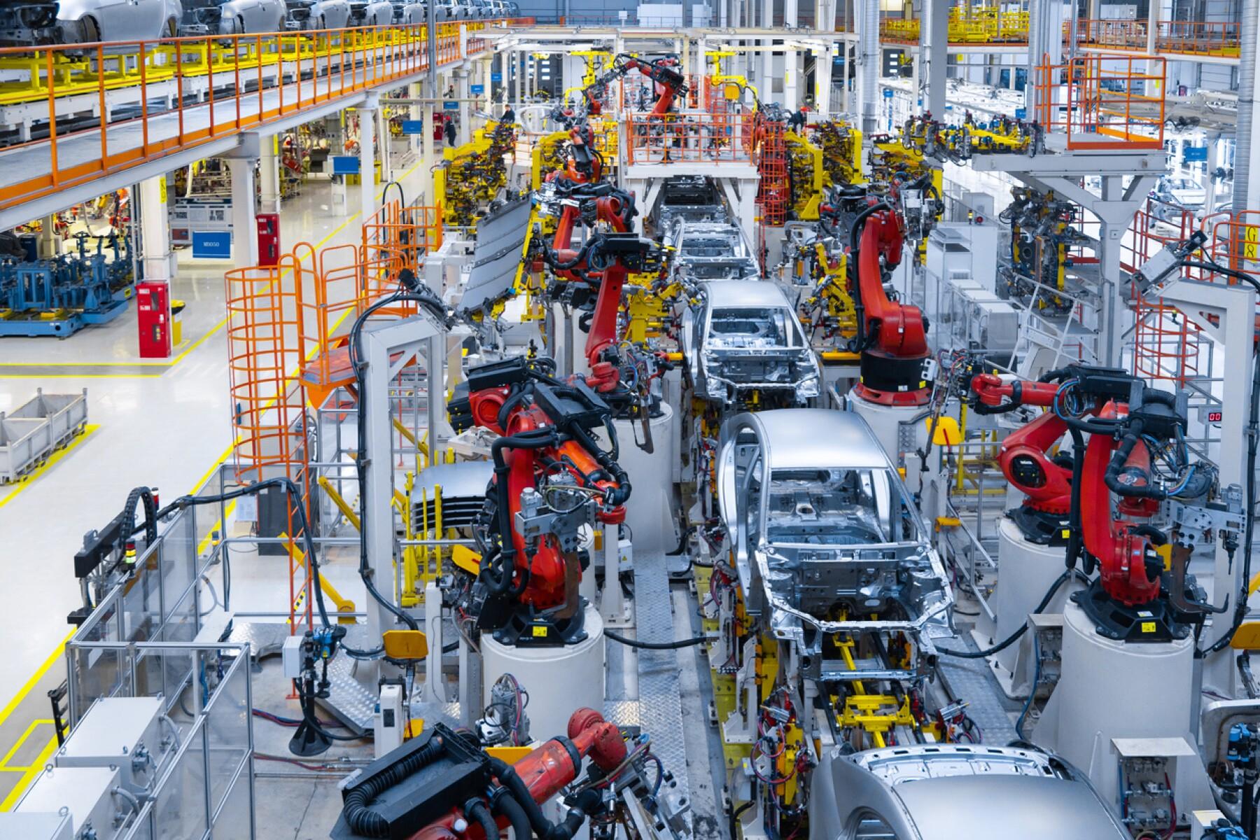 Actividad industrial INEGI marzo 2020