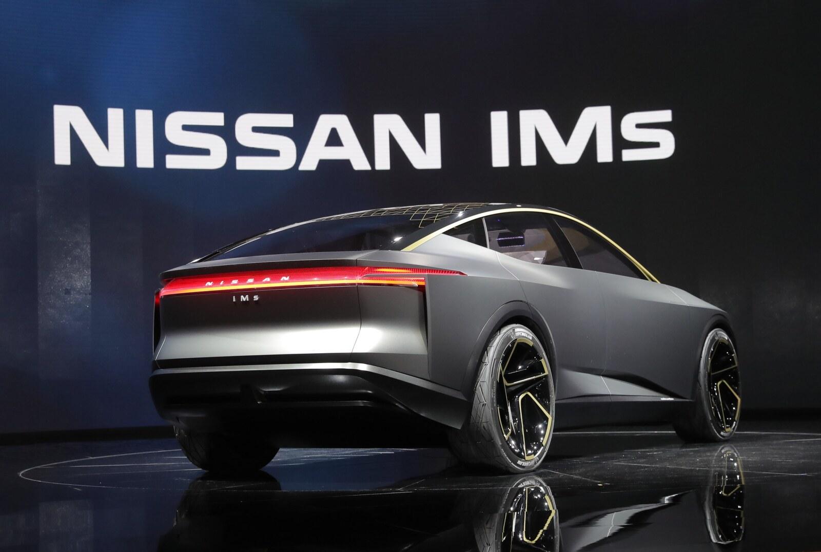 Nissan IM