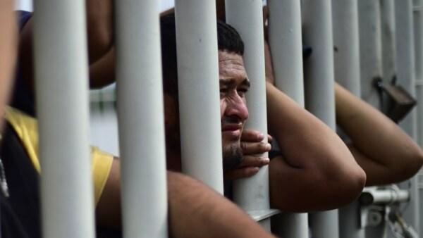 Migrantes México Honduras