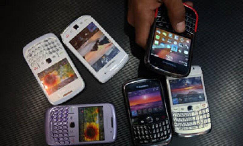 La interrupción en los servicios de BlackBerry esta semana subrayó el talón de Aquiles del fabricante RIM. (Foto: Reuters)
