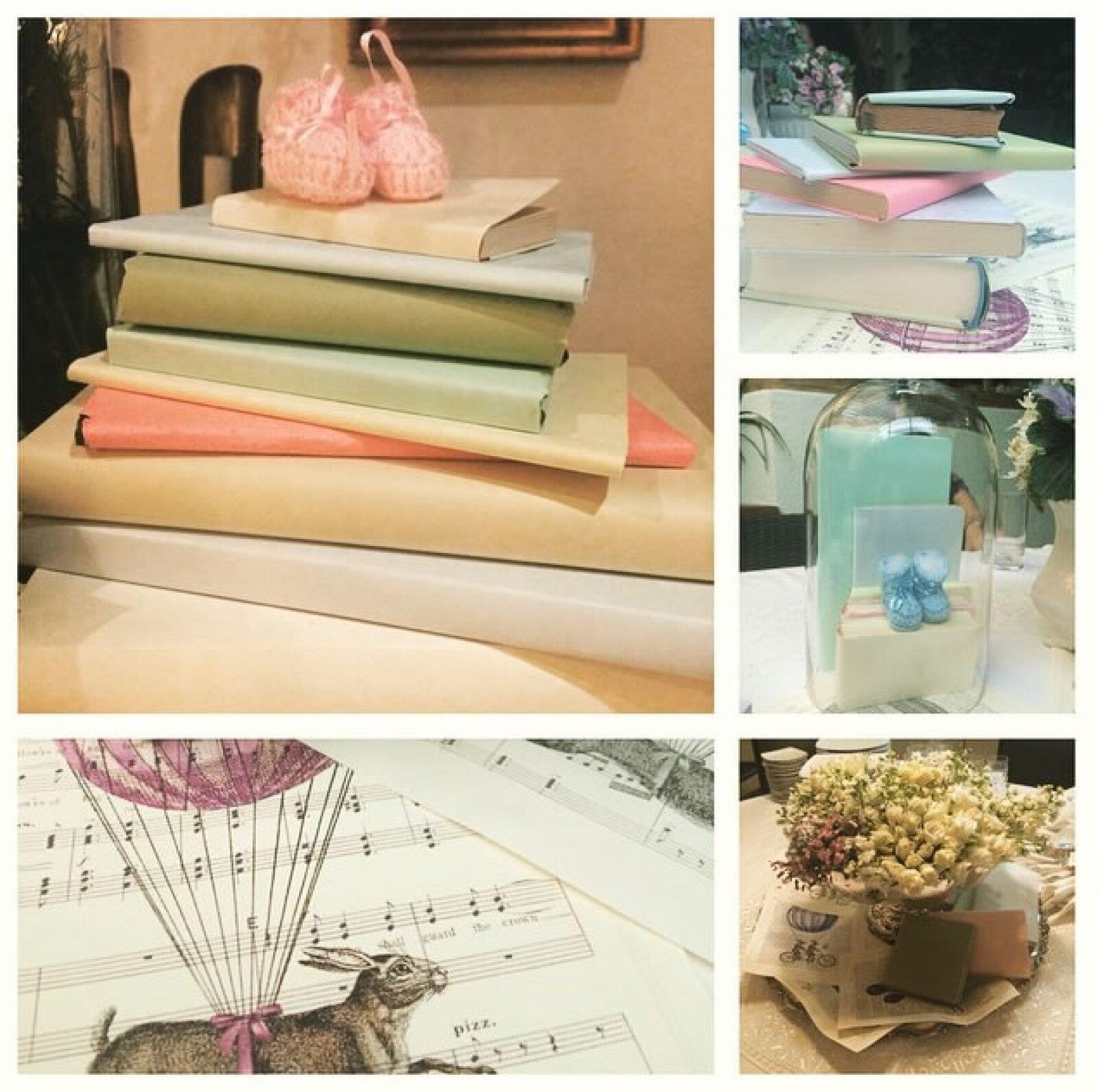 Adriana Landeros le organizó un Baby Shower en mayo y compartió los lindos detalles de decoración que hubo en el festejo.