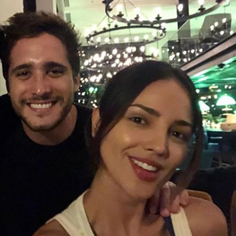 Diego Boneta y Eiza González
