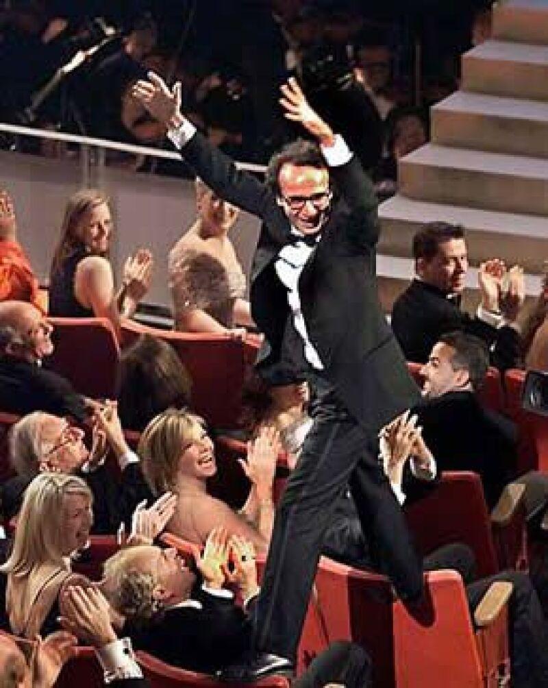 Besos, llanto e insultos son escenas que se apoderaron de la pantalla grande para protagonizar los momentos memorables en la entrega del Oscar.