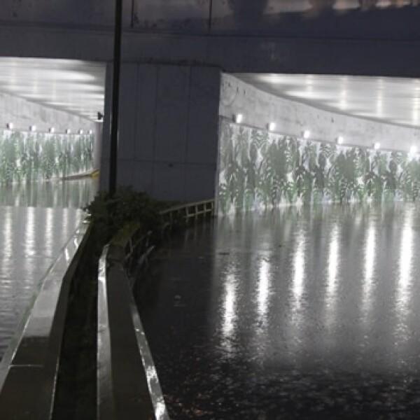 lluvias en el DF