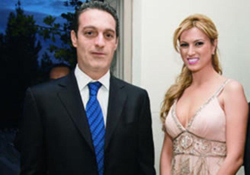 Carlos Slim Domit contraerá nupcias con María Elena Torruco. (Foto: Karina Kabrall)