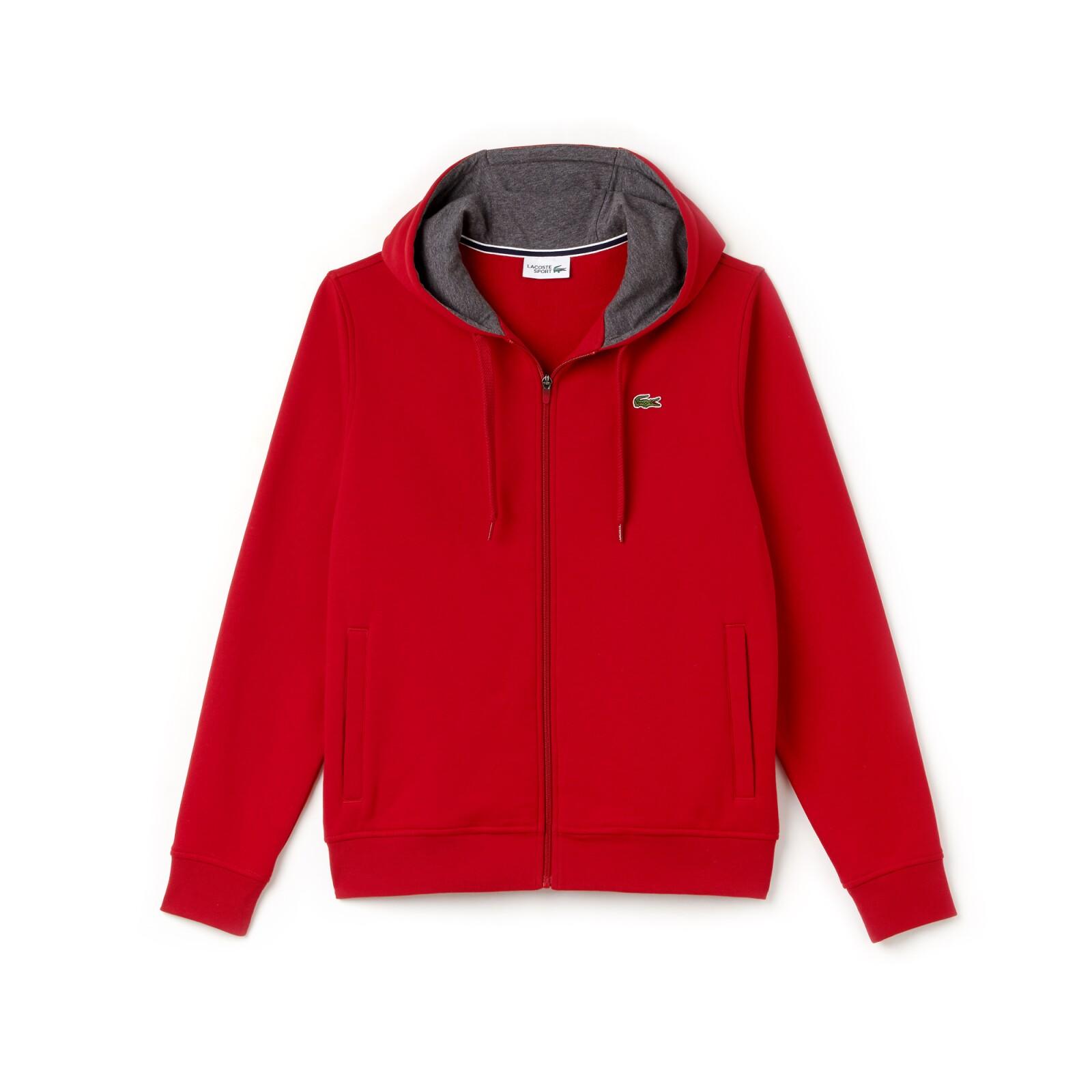 Sweatshirt en rojo