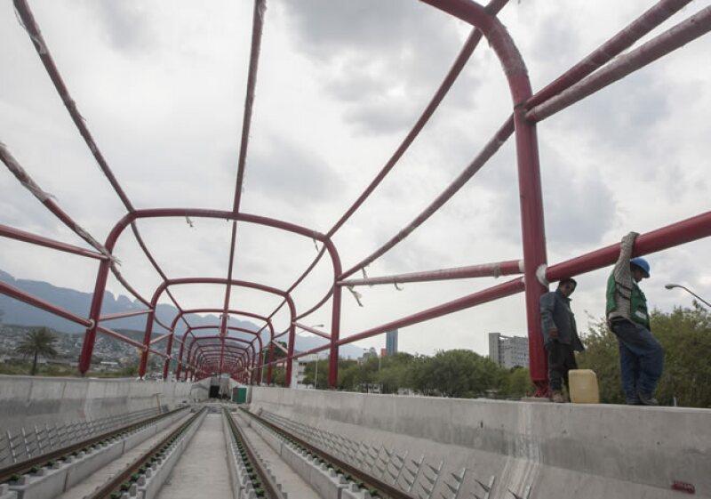 metro linea 3 monterrey
